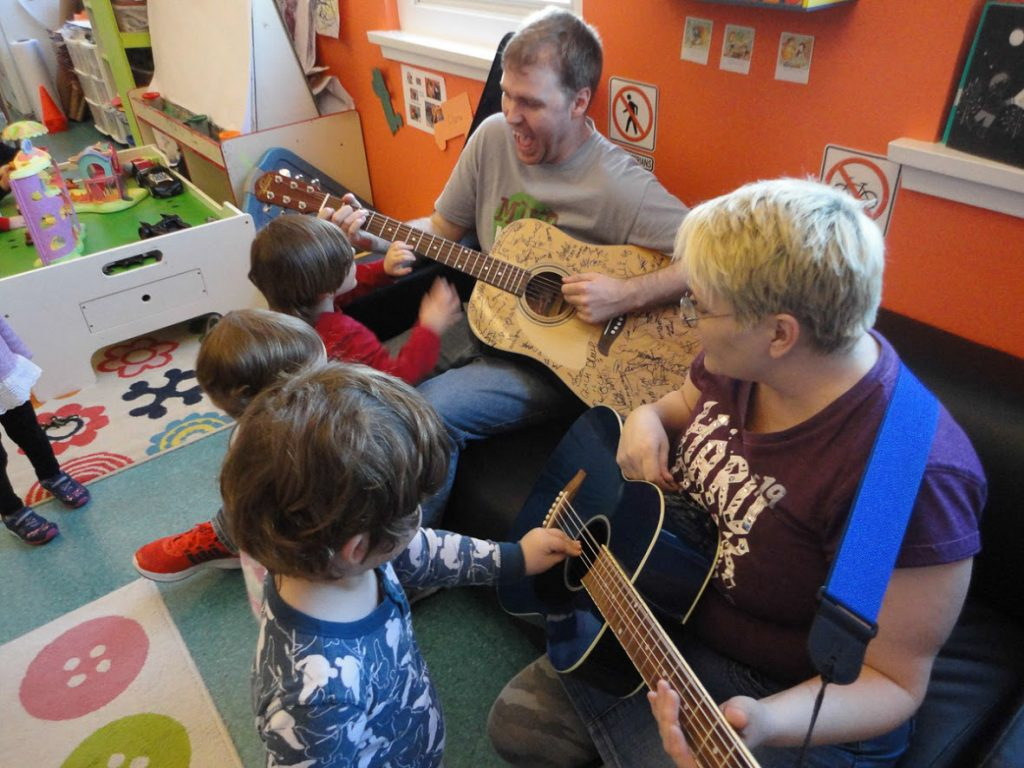 children music program